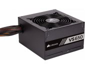 Corsair VS650 650W, PSU Builder Series