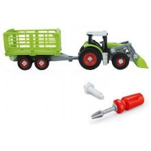 Askato Import Tractor with trailer for...