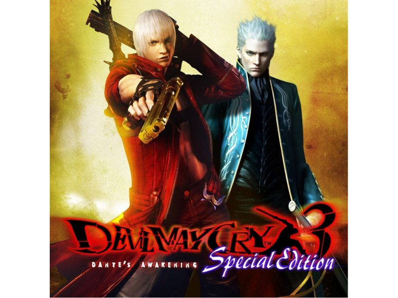Devil May Cry 3: Dante's Awakening. foundation:Resolution:Licensing policy/Ru