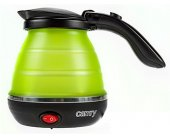 CAMRY CR 1265 Travel kettle, Plastic, Green...