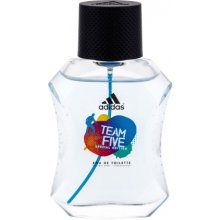 Adidas Team Five 50ml - Eau de Toilette for...
