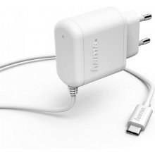 Hama Charger USB TYP-C 230V 3A White