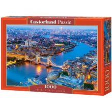 Castor Puzzle 1000 pcs - Aerial view of...