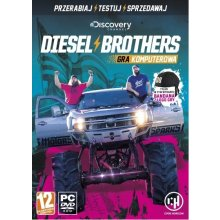 Cenega Game PC Discovery Diesel Brothers