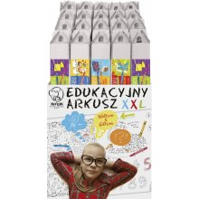 MONUMI Eductional colouring posters XXL...