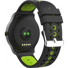 CANYON smartwatch CNS-SW81BG, black/green