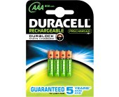 DURACELL HR03 StayCharged Micro AAA 4 шт