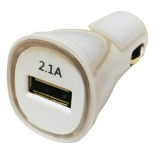 Mcab 1x USB CAR CHARGER 2.1A