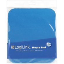 LogiLink Mousepad, blue, 10pcs