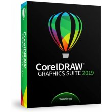 COREL DRAW GS 2019 PL/CZ Box DVD...