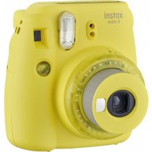 FUJIFILM Instax Mini 9, clear yellow +...