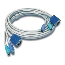 TRENDNET KVM Kabel PS/2 /VGA 5m