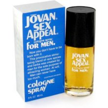 Jovan Sex Appeal 88ml - Eau de Cologne for...