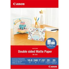 Canon MP-101 D 7x10, 20 Sheets Double sided...