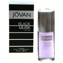 Jovan Musk Black For Men 88ml - Eau de...