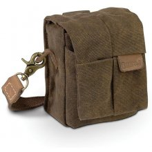 National Geographic Vertical Pouch, brown...