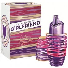 Justin Bieber Girlfriend 50ml EDP Spray