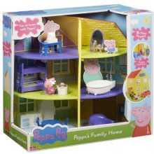 Tm Toys Figures set Peppa Pig Familly hause