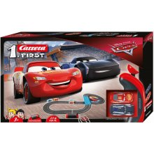 CARRERA Racetrack Disney Pixar Cars