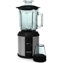 CAMRY Blender Black/Stainless steel, 1500 W...