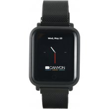 CANYON smartwatch CNS-SW73BB, black