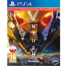 EA Game PS4 ANTHEM Edition of the Legion of...