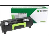 Lexmark MS/MX3 /4/5/617 Return Black CRTG