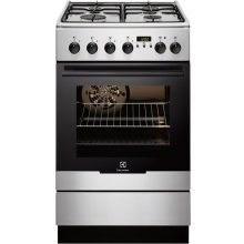 ELECTROLUX Gas-electric cooker EKK54552OX