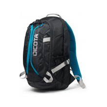 "Dicota Backpack Active 14-15.6"" Black/Blue..."