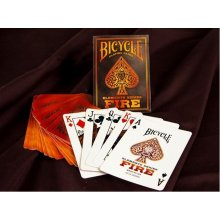 Bicycle Cards Fire