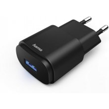 Hama Charger USB 230V 1.2A black