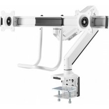 NEWSTAR Desk mount NM-D775DXWHITE for 2...