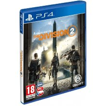 Ubisoft Game PS4 The Division 2