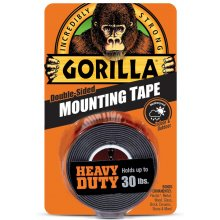 Gorilla tape Mounting Black 1.5m