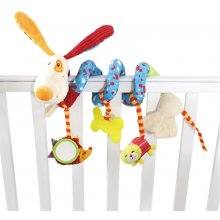 Funikids Soft toy for the cot Dog
