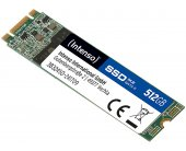INTENSO SSD M.2 SATA3 512GB, 520/420MBs...