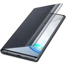 Samsung Clear View Cover Note 10 Plus Black
