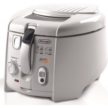 DELONGHI Fritteuse F 28533 weiß