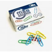Clips, push pins, rubbers