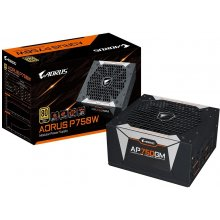 GIGABYTE Power Supply AP750GM-EU 750W PFC...