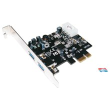 Mcab PCI EXPRESS USB 3.0 CARD