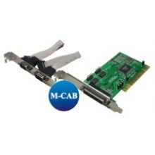 Mcab PCI SERIAL / PARALLEL CARD