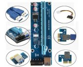 Icy Box PCI-E 1X TO 16X EXTENSION CARD