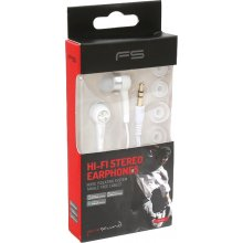 OMEGA Freestyle headphones FH1016, White...