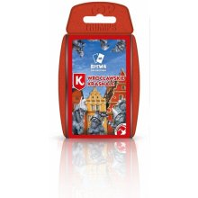 Winning Moves Top Trumps, Wroclaw Krasnale