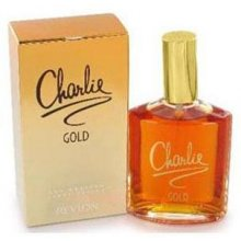 Revlon Charlie Gold 100ml - Eau Fraîche for...