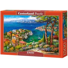 Castor Puzzle 1500 pcs - French riviera