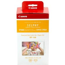 Canon Color Ink/Paper Set for SELPHY CP1300...