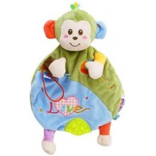 Funikids Cuddly toy reassuring Monkey