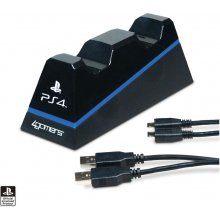 4Gamers Dual Charge ´n´ Stand